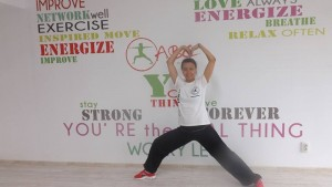 Angy - Instructor aerobic-fitness