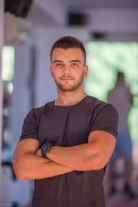 Claudiu Porof - Instructor Fitness