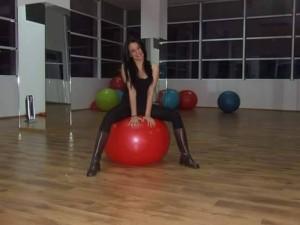 instructor aerobic-fitness
